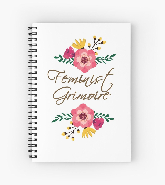 Feminist Grimoire by ResistNow