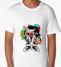 GRAFFITI  GASSER Long T-Shirt