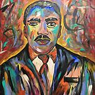I Have A DREAM - MLK by idreamincolor