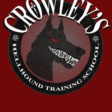 Crowley's Hellhound Training School by RennHarper