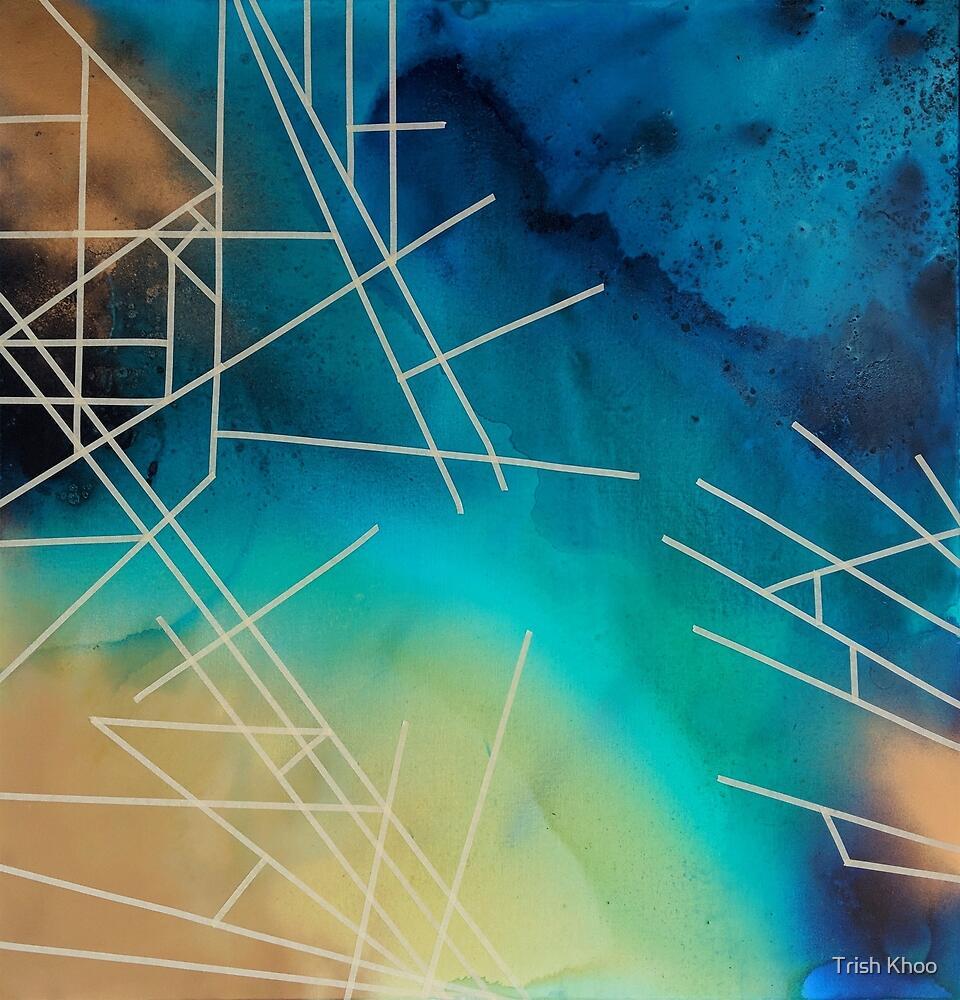 The geometric deep by Trish Khoo