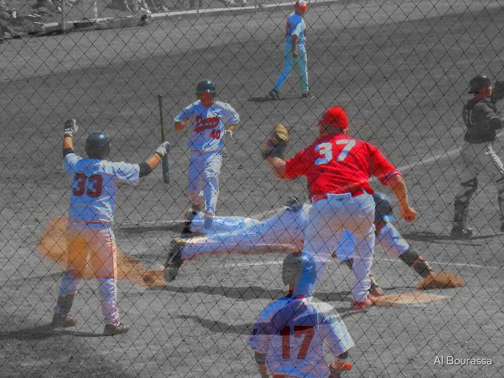 Baseball Fever by Al Bourassa