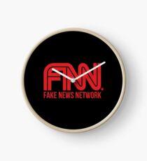 Fake News Network Merchandise Clock