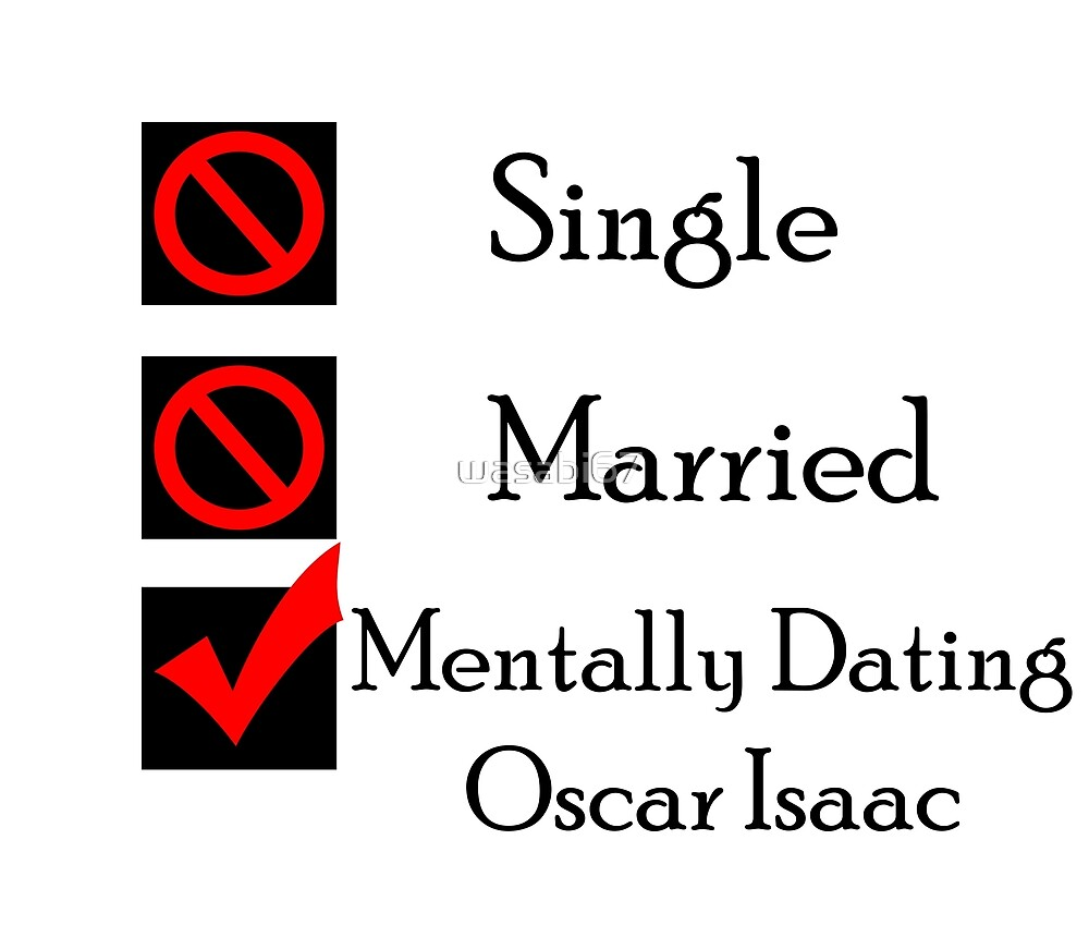 Mentally Dating Oscar Isaac by wasabi67