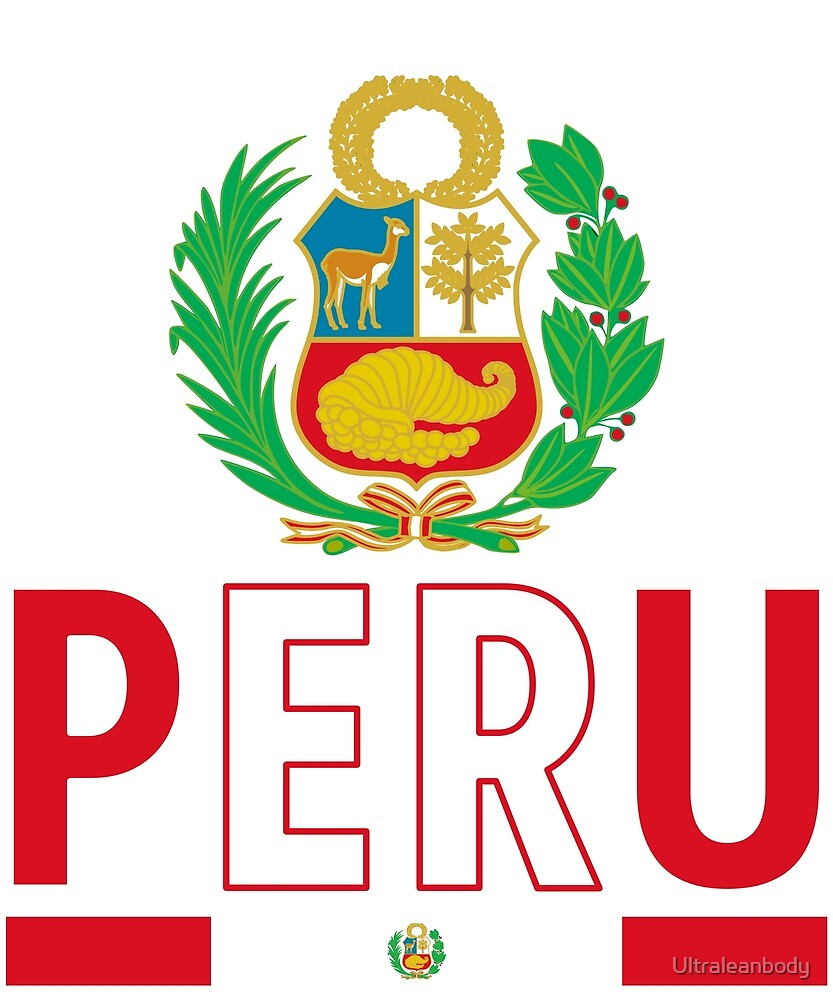 Peru to the world Cup by Ultraleanbody