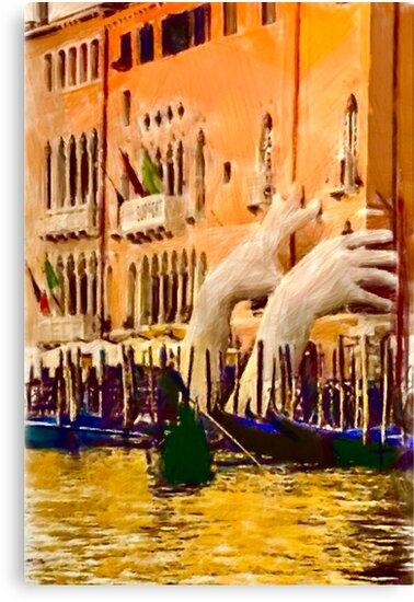Hands on the Biennale by David Rozansky