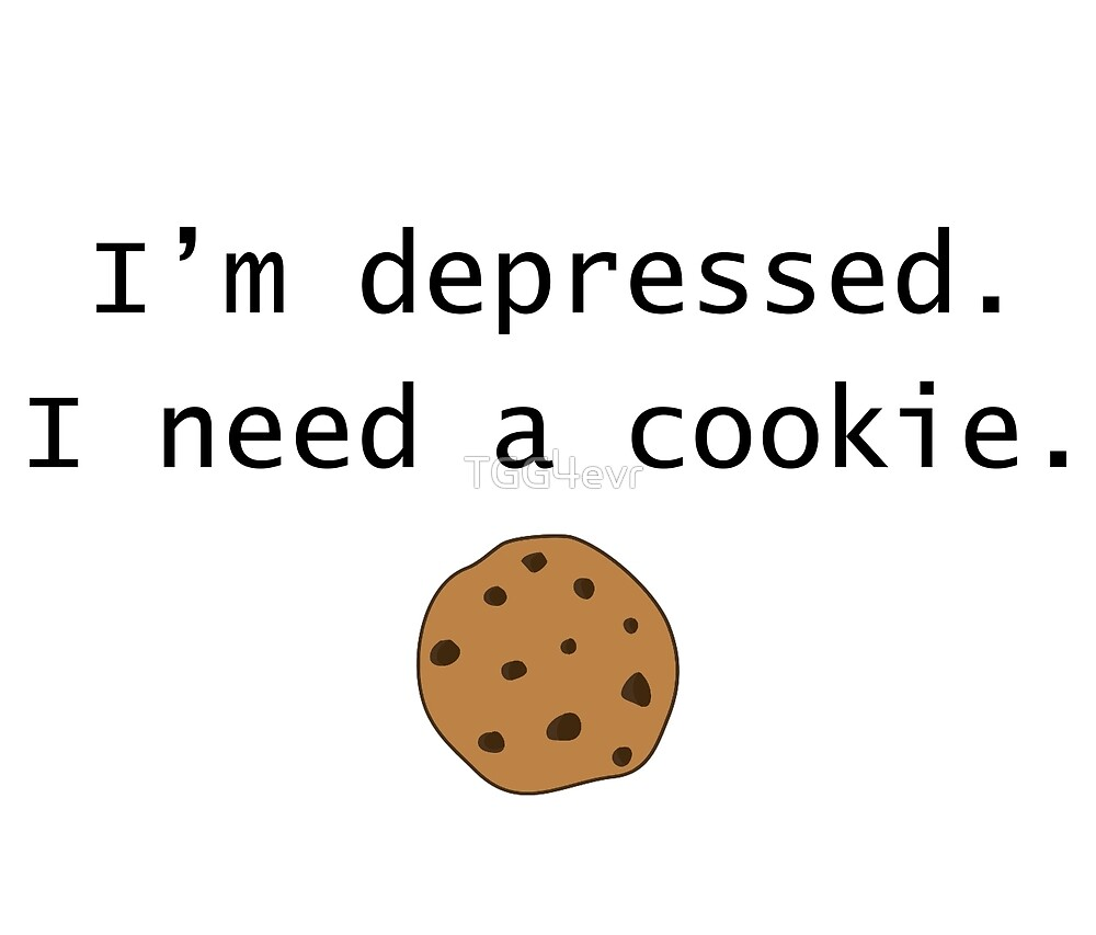 Cookie Depression by TGG4evr