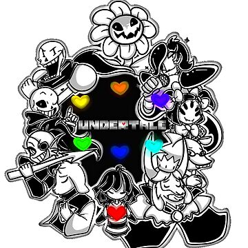 undertale by surotoyadi