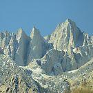 Mount Whitney by Mark Thompson