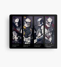 Rancor Battalion Metal Print