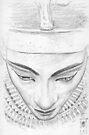 Nefertiti by Aakheperure