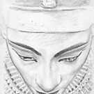 Nefertiti by Aakheperure