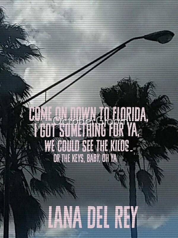 Florida Kilos by OctoberGloom
