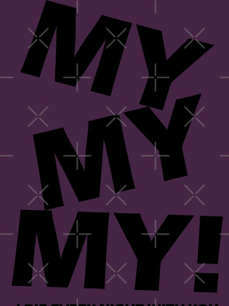 Troye Sivan - My My My! by schlaacka