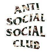anti social social club by cwalter