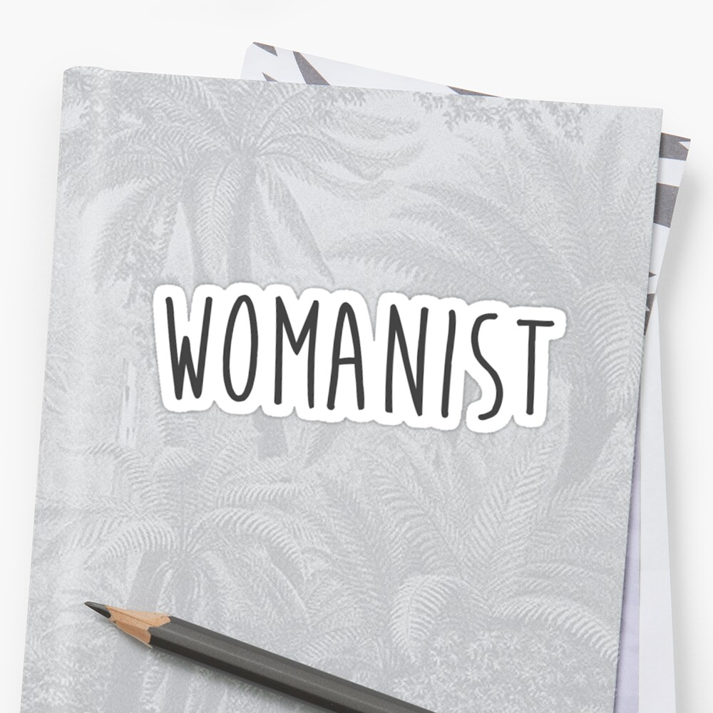 Womanist Theory by Alice Walker by Jackie Sullivan