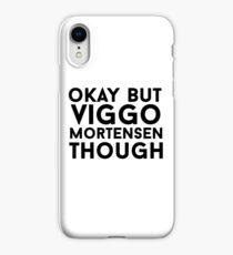 Viggo Mortensen iPhone XR Case