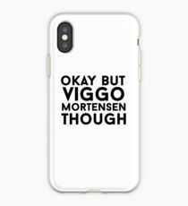 Viggo Mortensen iPhone Case