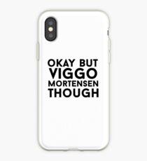 Viggo Mortensen iPhone Case
