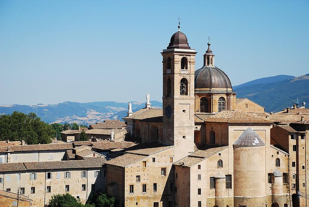 Urbino by jojobob