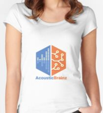 AcousticBrainz Women's Fitted Scoop T-Shirt