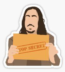 """CORPORATE SPY"" -AUNTY DONNA Sticker"