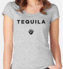 Dan + Shay Tequila  Women's Fitted Scoop T-Shirt