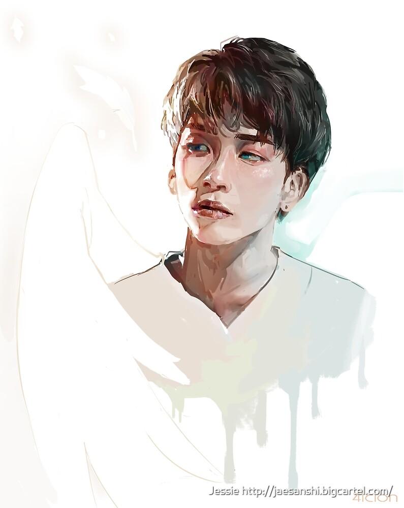 ❤ Jonghyun by Jessie http://jaesanshi.storenvy.com/