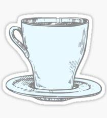 But First Coffee Breakfast Sticker Sticker