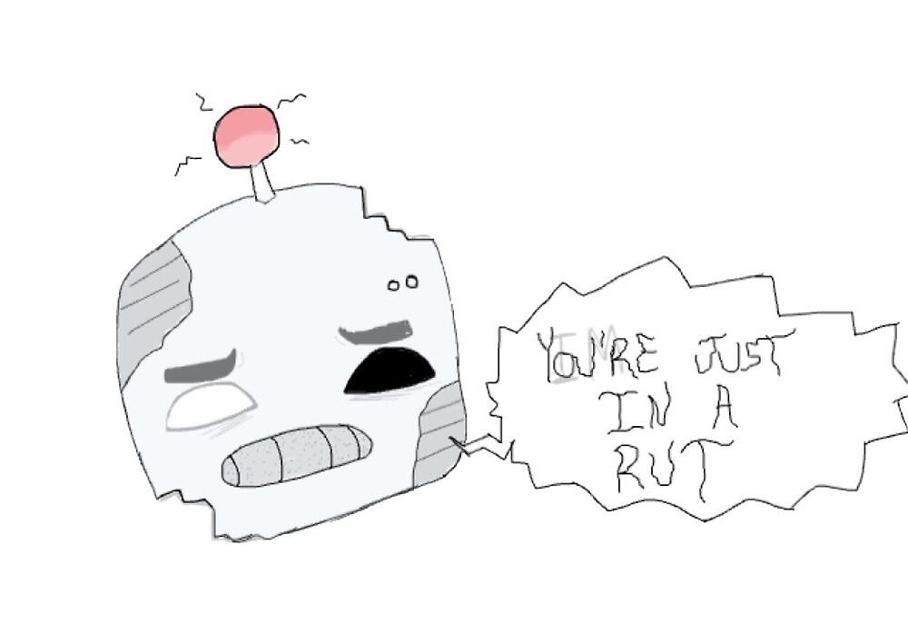 Rut  by strangrcreaturs