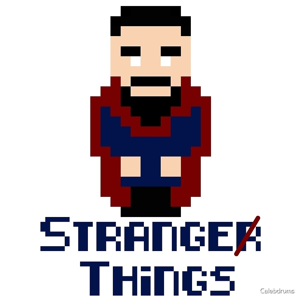 Doctor Strange Things by Calebdrums