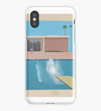 david hockney iPhone Case/Skin