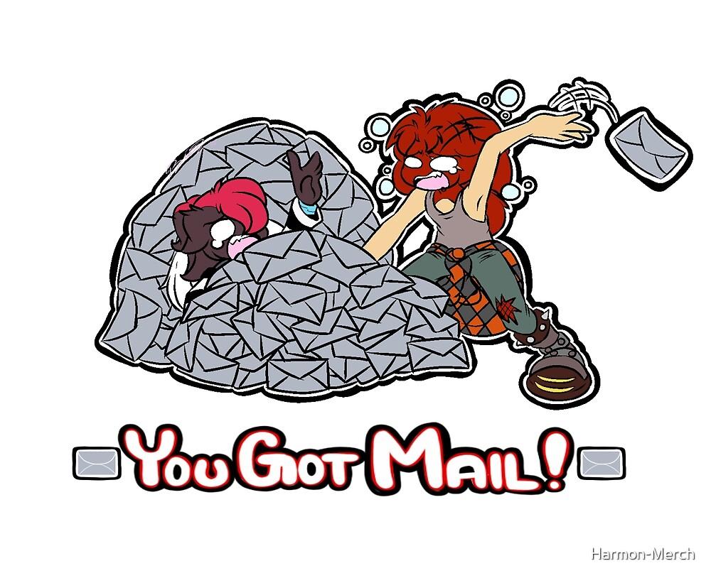 LoaS - You Got Mail! by Harmon-Merch