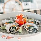 Oyster 5 Stars by marionovaes