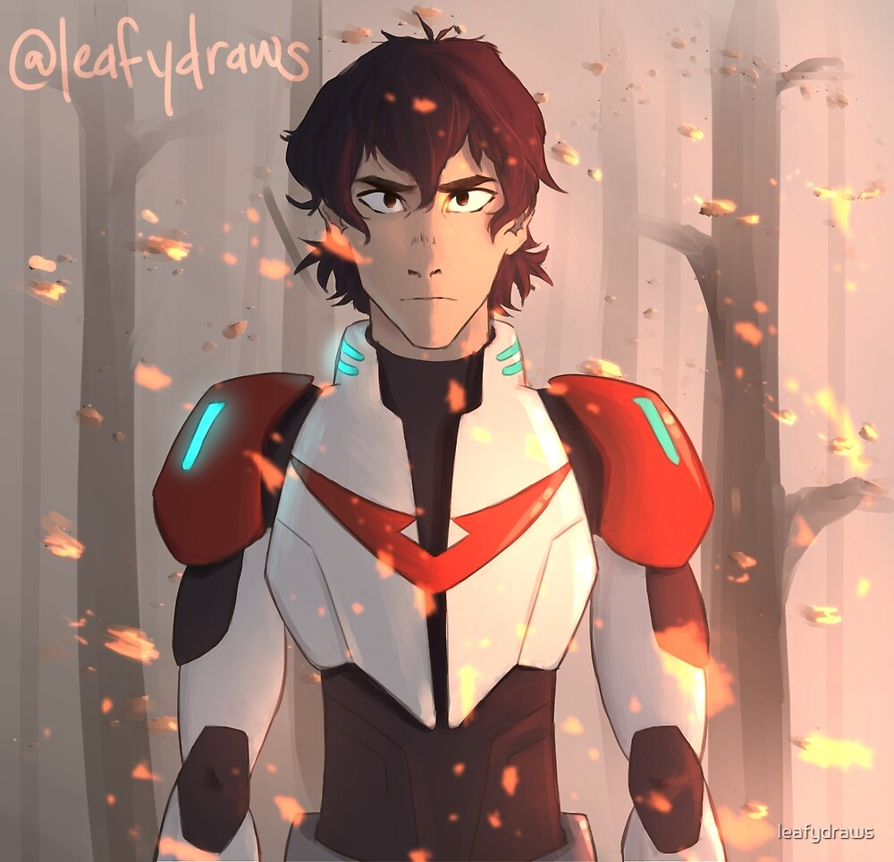 Keith - New Suit by leafydraws