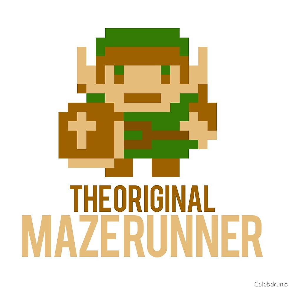 The Original Maze Runner by Calebdrums