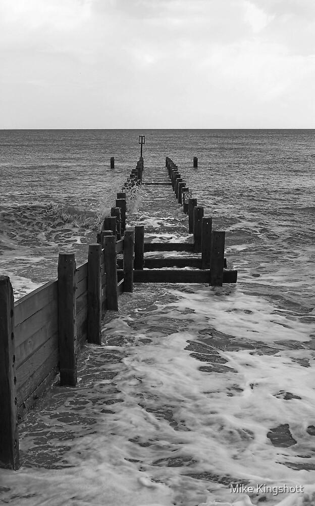 Beach Breaker by Mike Kingshott