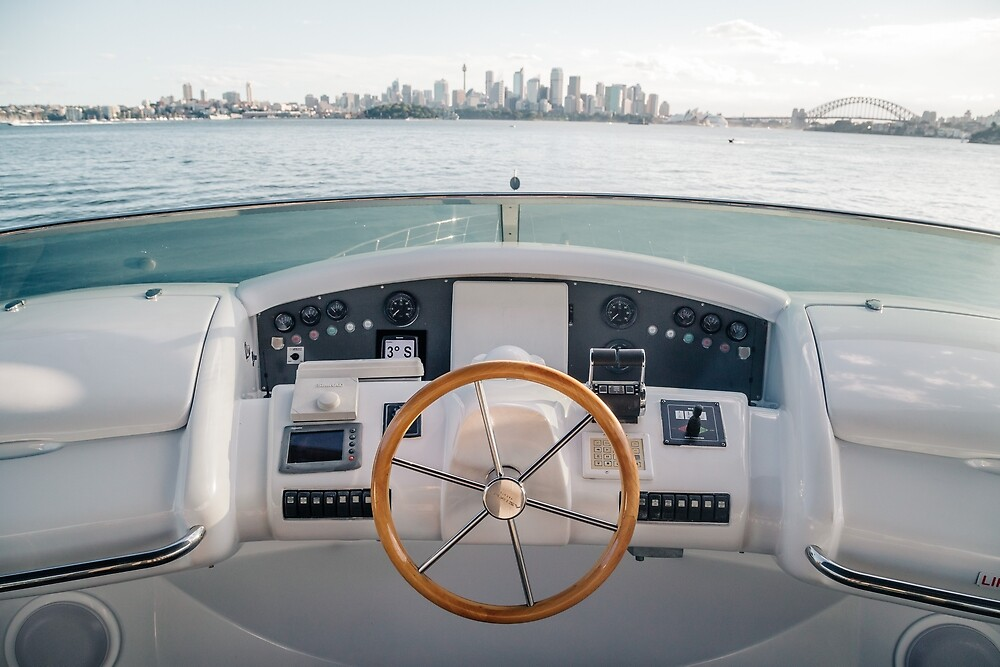 Sydney YATCH view by marionovaes