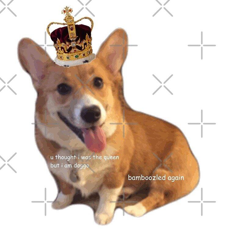 Royal Corgi by thecorgistore