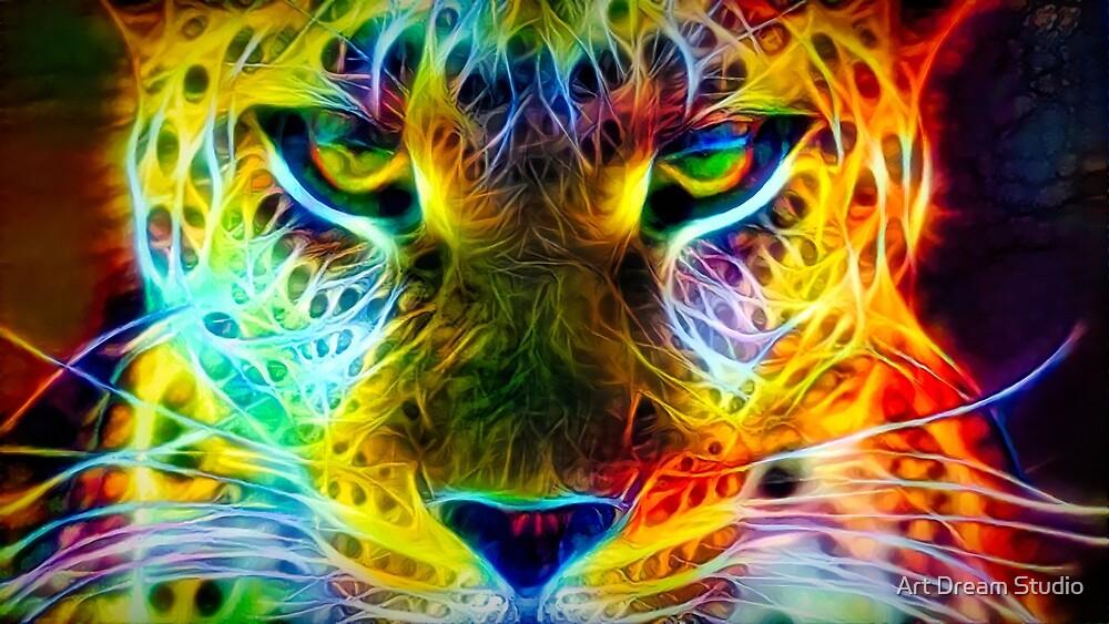 Leopard by Art Dream Studio