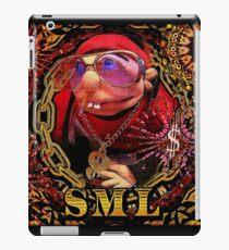 Vinilo o funda para iPad SML JEFFY RAPPER v3