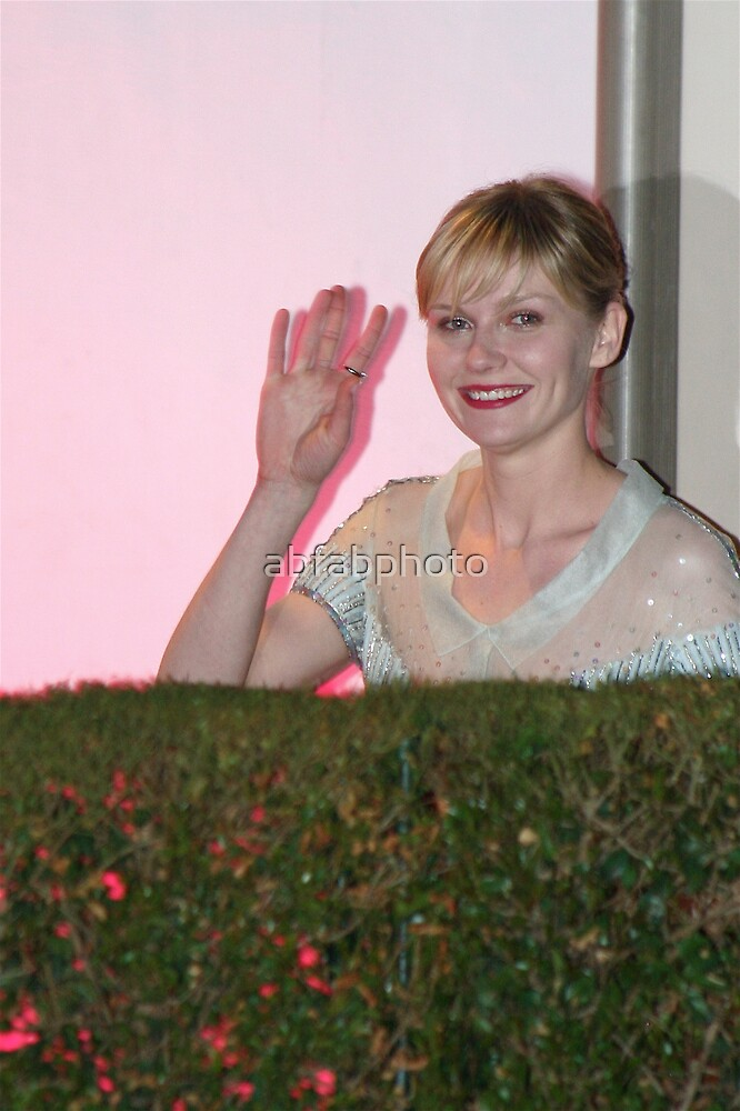 Kirsten Dunst by abfabphoto