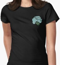MR. BROCK BROCCOLI  Women's Fitted T-Shirt