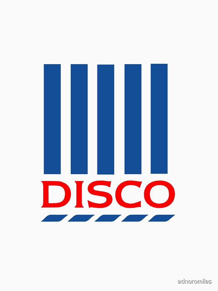 Disco Tesco by ednoromiles