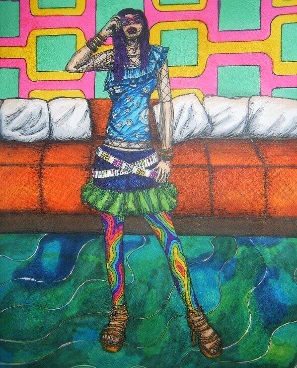 Just Dance by daniexmachina