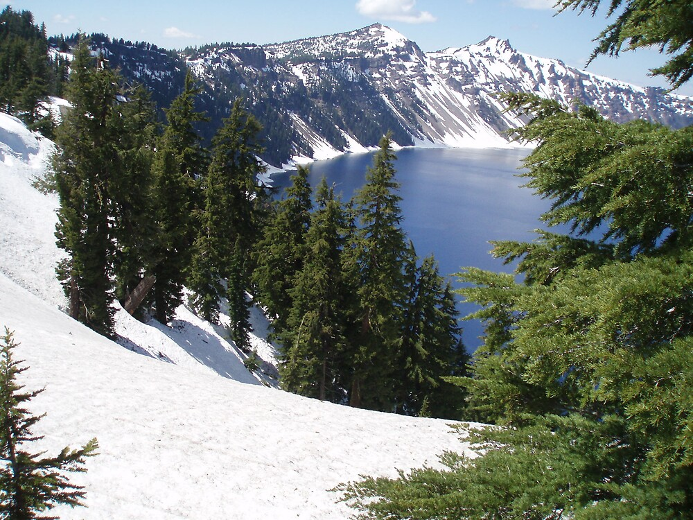 Crater Lake 4 by CherylAdams