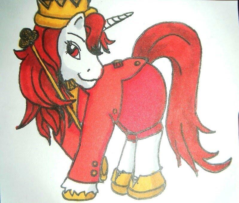 Red King by daniexmachina
