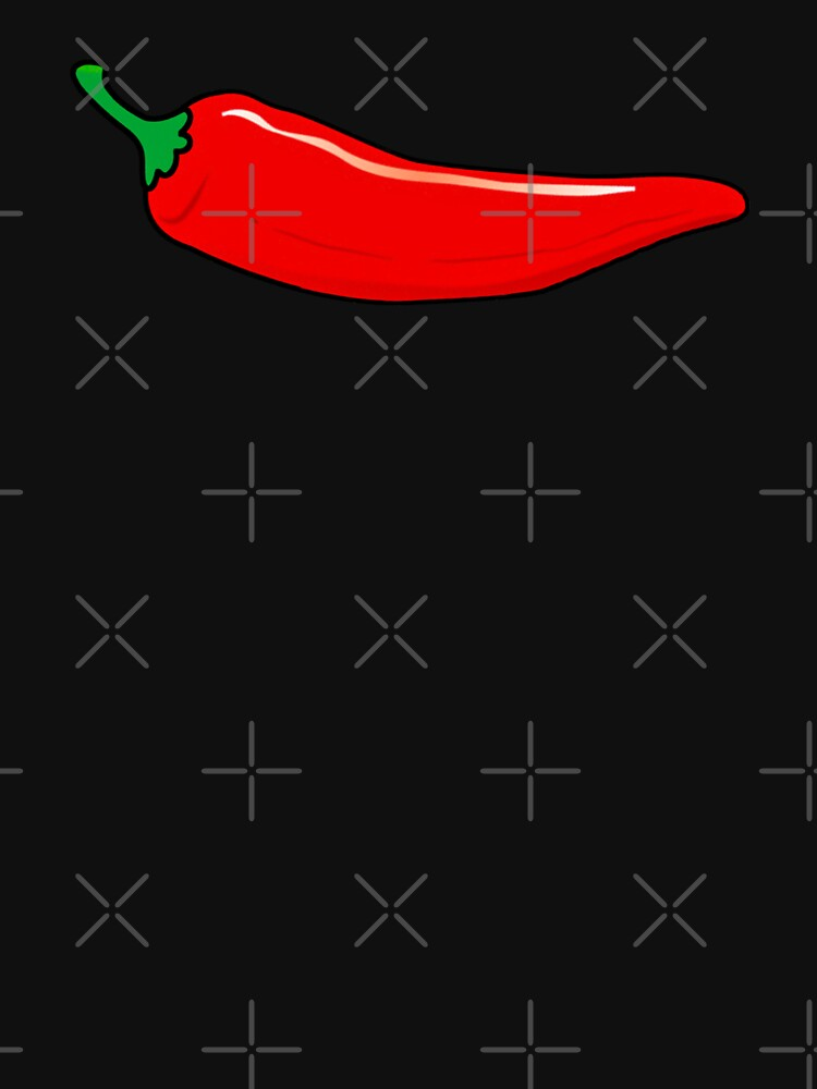 Red Chilli Pepper by metropol