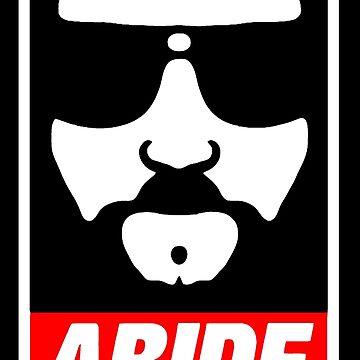 A bite Logo Tshirt  by Plypum