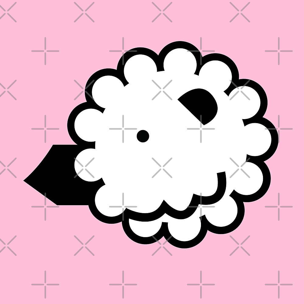 Sheep by MarinaAngotti